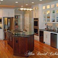 Charlotte Kitchen Cabinets Metal Shelf Custom Design And Remodeling For Remodel Www Allen David Com