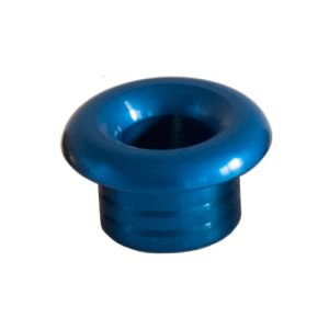 blue through deck bush