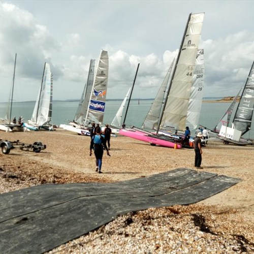 solent forts race