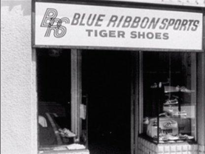 A Blue Ribbon store
