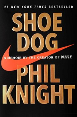 online retailer ee362 9fe26 Shoe Dog is the story of how Nike was founded, written by Nike s founder,  Phil Knight. Nike is now a global brand – go pretty much anywhere in the  world, ...
