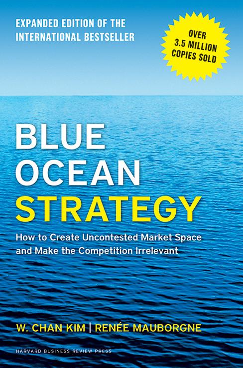 Best Book Summary Pdf Blue Ocean Strategy Allen Cheng