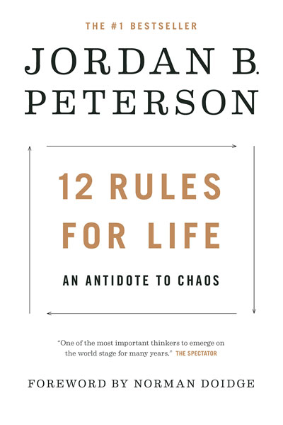 Best Summary + PDF: 12 Rules for Life, by Jordan Peterson
