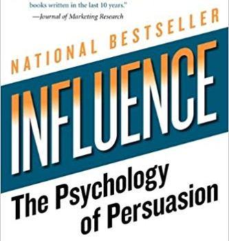 #1 Book Summary: Influence, by Robert Cialdini