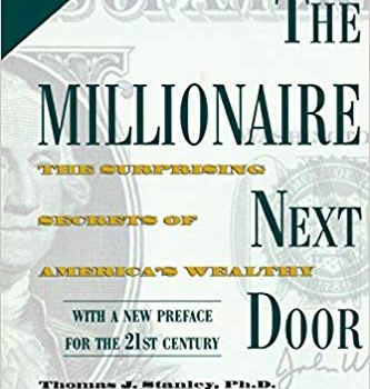 #1 Book Summary: The Millionaire Next Door, by Thomas J. Stanley and William D. Danko