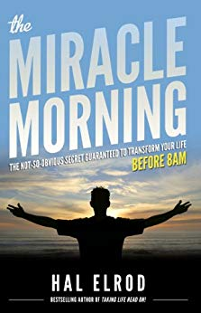 #1 Book Summary: The Miracle Morning, by Hal Elrod