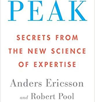 #1 Book Summary: Peak, by Anders Ericsson