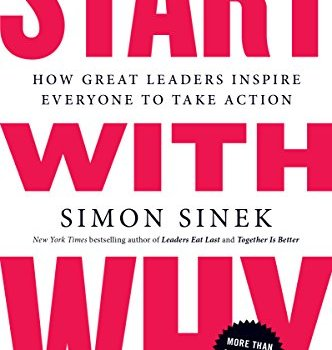 Start With Why Book Summary, by Simon Sinek