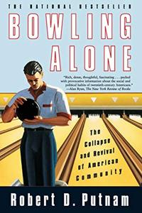 Bowling Alone Book Summary, by Robert D. Putnam