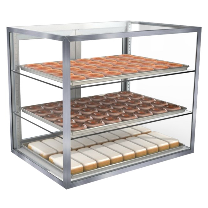 X 15 L Countertop Bakery Display Case
