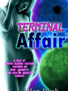 Terminal Affair – narrated by Rose Caraway