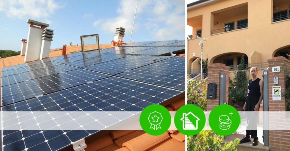 Casa Ad Alta Efficienza Energetica E Bollette Zero L
