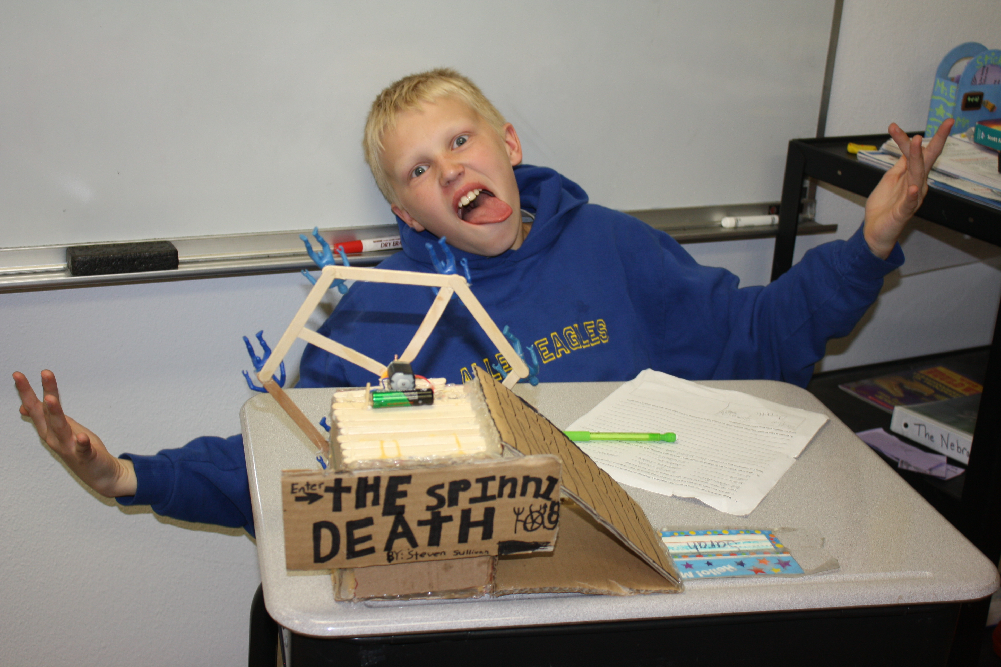Science Models For Class Fifth