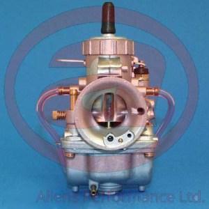 Mikuni VM30-83 Carburettor Rear