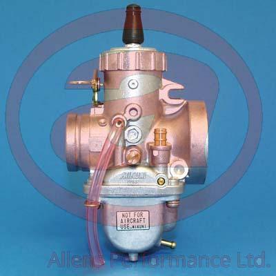 Mikuni VM34-168 Carburettor Left - Allens Performance Ltd