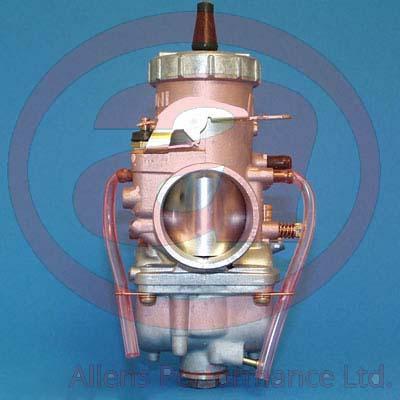 VM44-3 Carb Data Set - Allens Performance Ltd  Allens Performance Ltd
