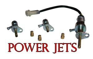 Power Jet Kit Section