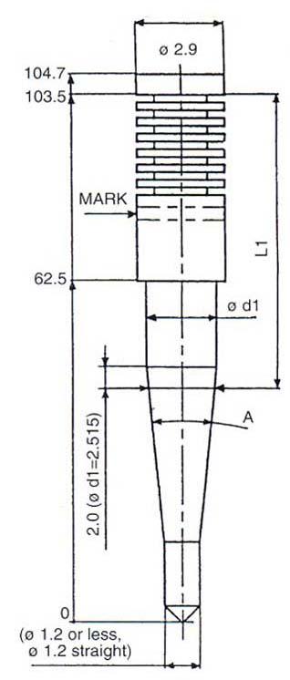 KEIHIN N427-OC JET NEEDLES - Allens Performance Ltd  Allens