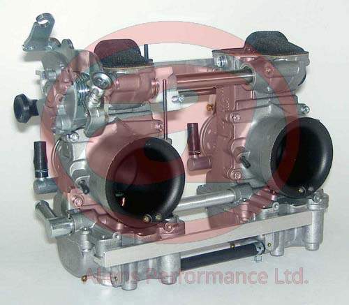 Dual Mikuni TM/RS carburettors 120mm pitch XS650 Z750