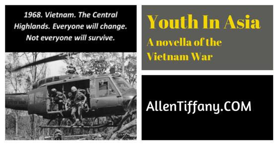 Youth In Asia Vietnam War fiction novella by Allen Tiffany