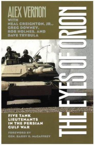 The Eyes of Orion, Alex Vernon, Persian Gulf War