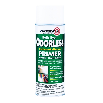 Zinsser Bulls Eye Odorless Primer Spray (03959)