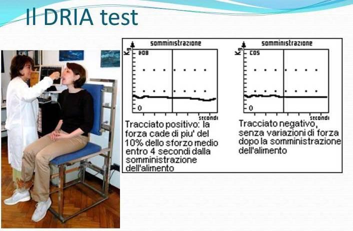 dria test