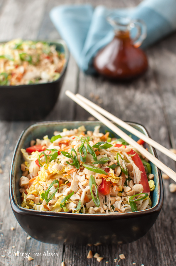 Asian-Chicken-Salad-with-Spicy-Sriracha-Dressing-Recipe-from-Allergy-Free-Alaska-Blog