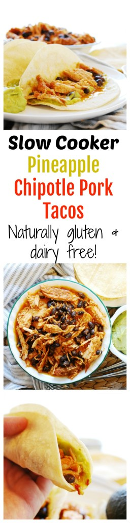 Pineapple Chipotle Pork Taco Recipe by Allergy Awesomeness