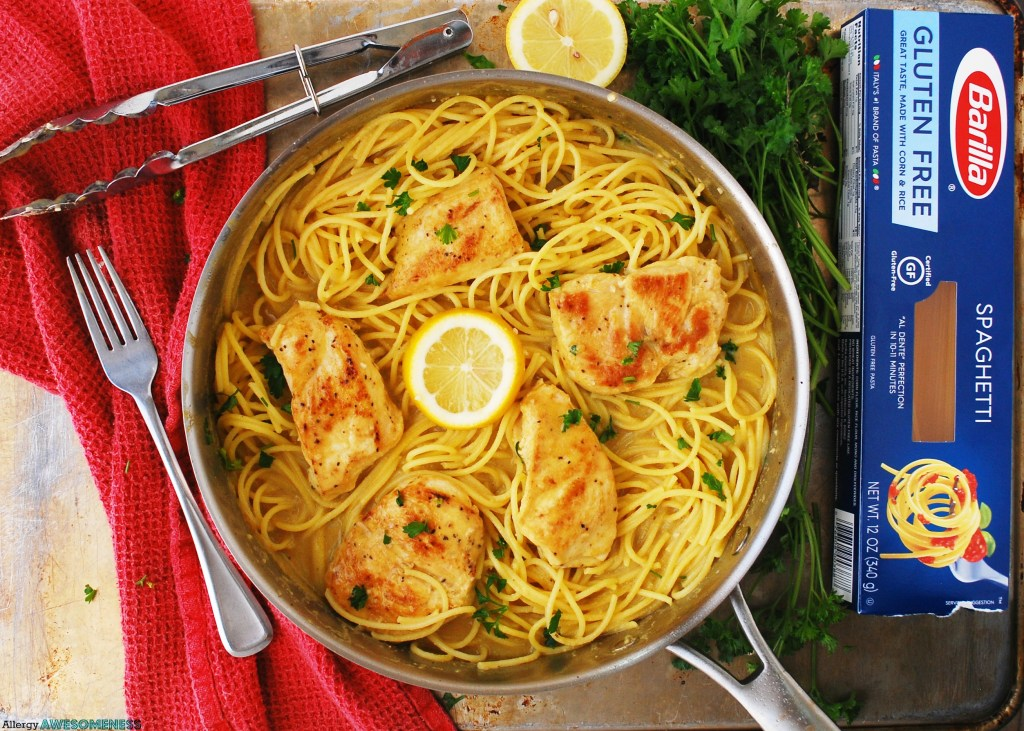 Best recipes for barilla gluten-free pasta