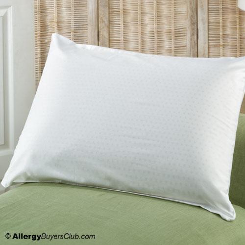 Dust Mite Encasing Pillow