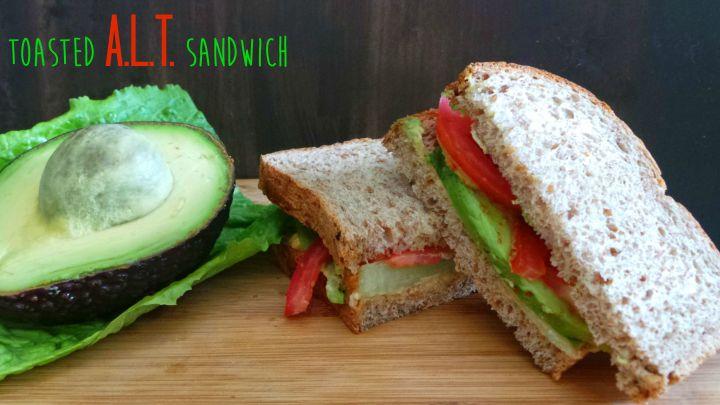 A.L.T sandwich