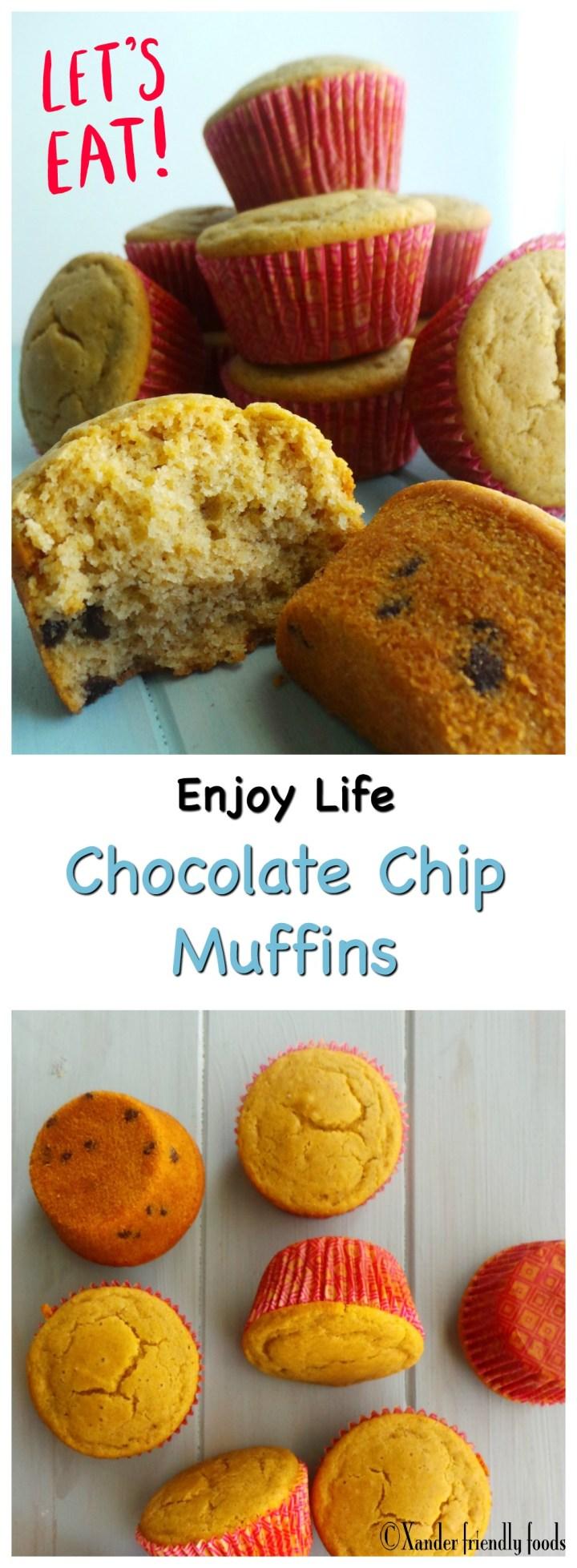 Enjoy Life Muffin Mix Pinterest