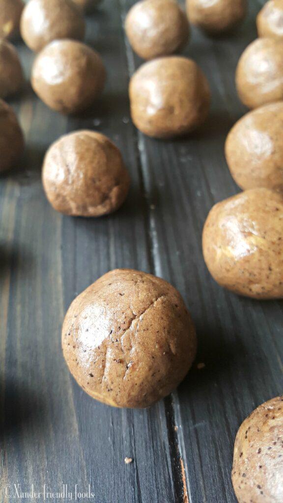 Chocolate Mocha Protein Delights