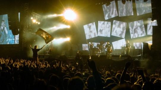 Die toten Hosen live auf dem Highfield Festival 2009