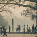Hoan Kiem-See in Hanoi