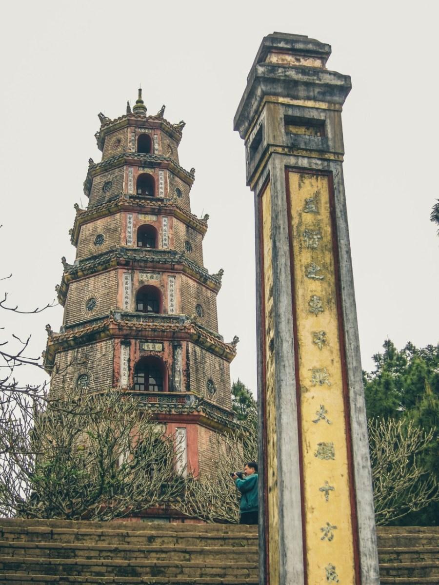 Thien Mu-Pagode in Hue