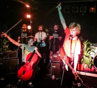 Kakkmaddafakka live im Bebel, Cottbus 2011