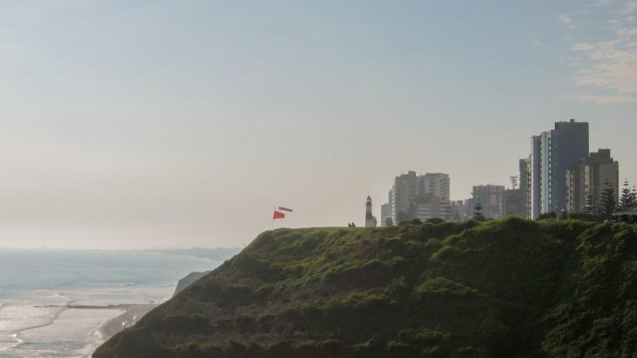 Lima Steilküste