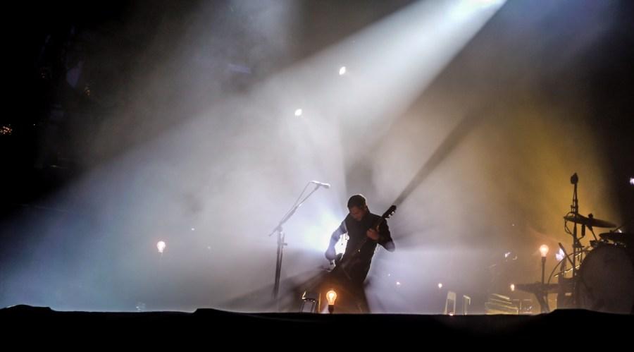Sigur Rós live auf dem Berlin Festival 2012