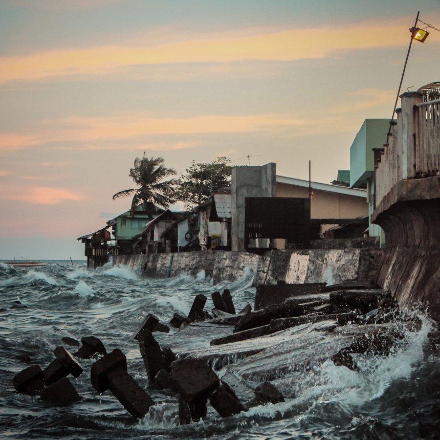 Küste von Dumaguete