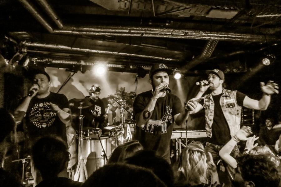 Antilopen Gang live in Hamburg