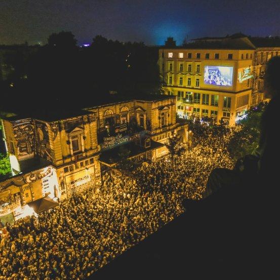 Beginner live in Hamburg