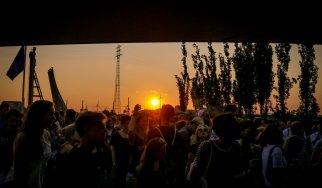 Klüse auf dem Dockville Festival
