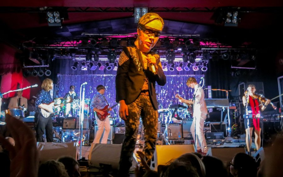The Reflektors aka Arcade Fire live im Astra, Berlin 2013