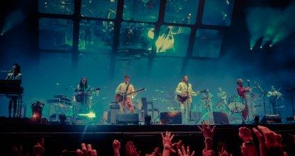 Arcade Fire live auf dem NOS Alive Festival
