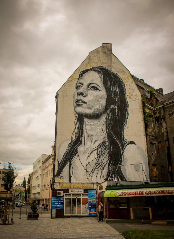 Mural Ostrava