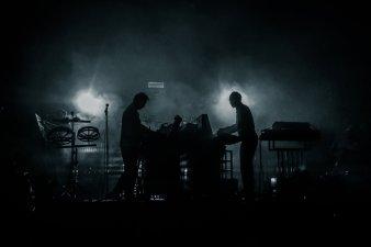 Soulwax live auf dem NOS Alive Festival 2016