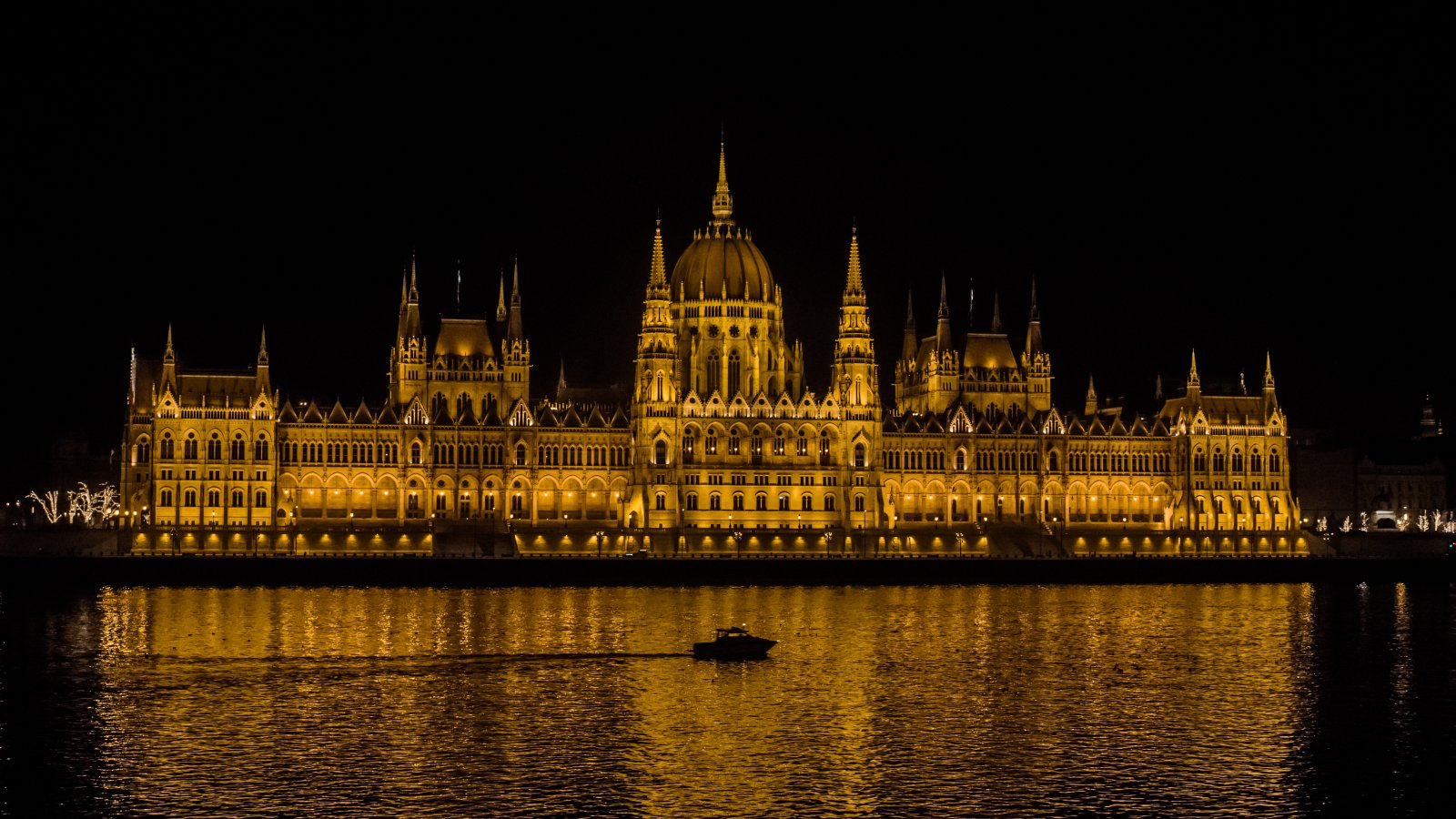Budapester Parlament