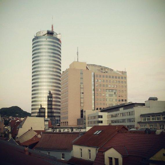 Jentower in Jena